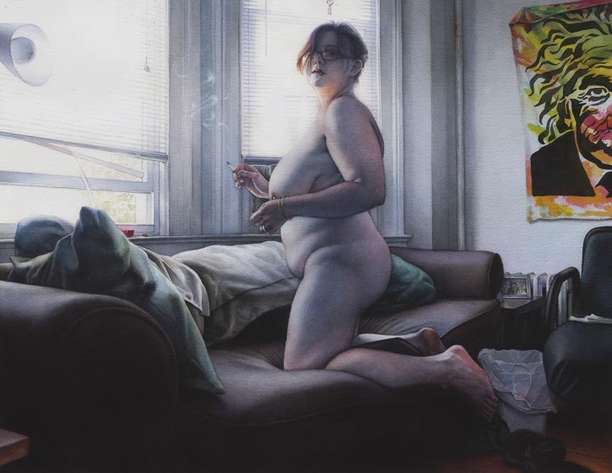 Body Language: Reuben Negron's Intimate NudePortraits