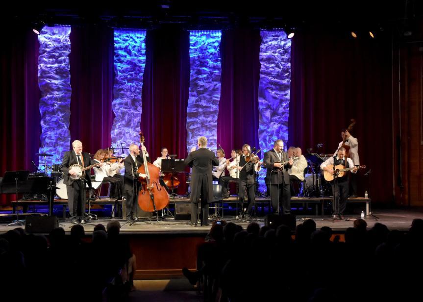 Lake Junaluska Presents the Balsam Range Art of MusicFestival