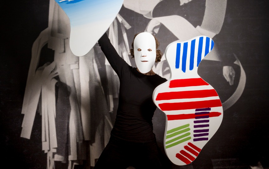 Black Mountain College Museum Presents PERFORMANCE: Music for Modernist Shapes: Reimagining Spectodrama