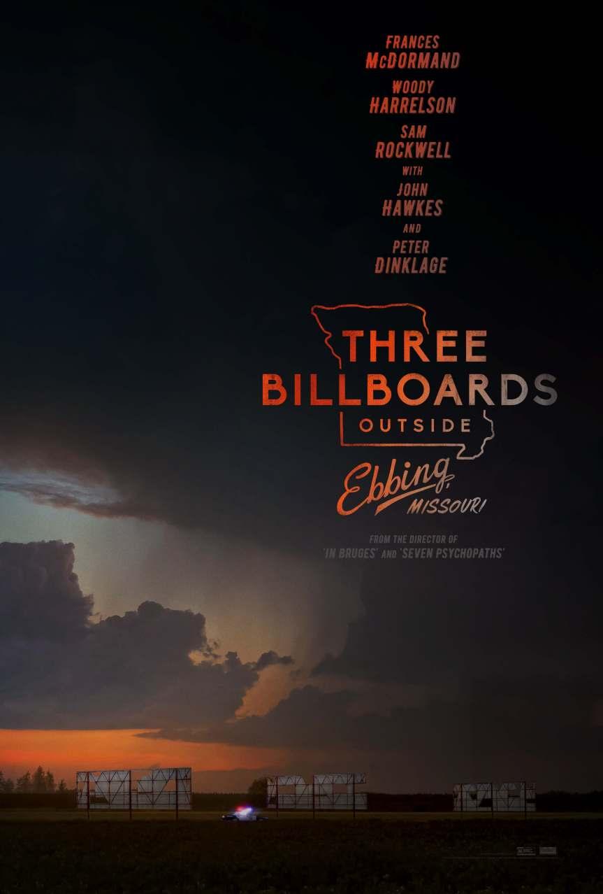 Three Billboards Outside Ebbing, Missouri, Shot in Sylva, North Carolina ReceivePraise