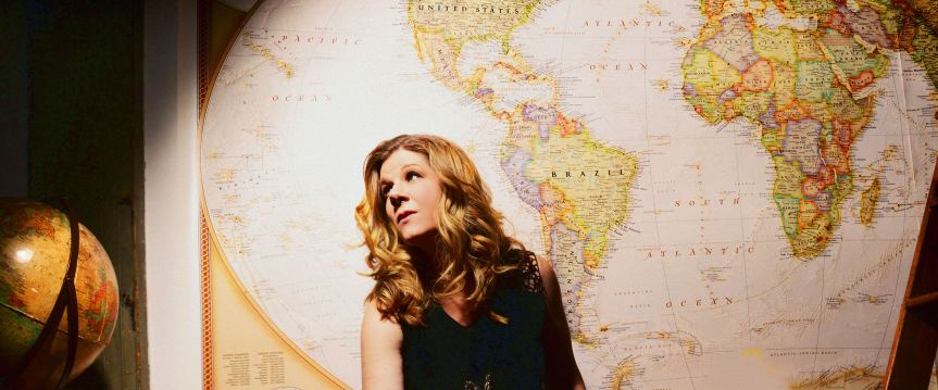 "Malaprop's Presents An Evening with Dar Williams on Her Book ""What I Found in a Thousand Towns"""
