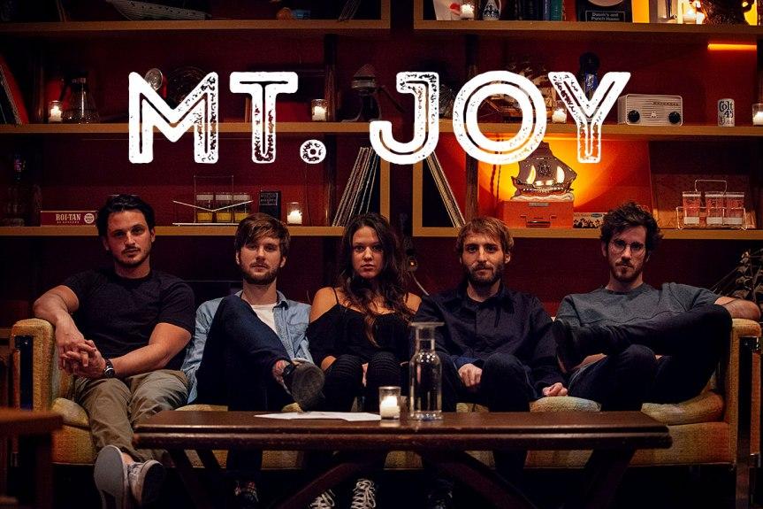 Mt. Joy On Tour Now, To Release Debut Album March 2 On DualtoneRecords