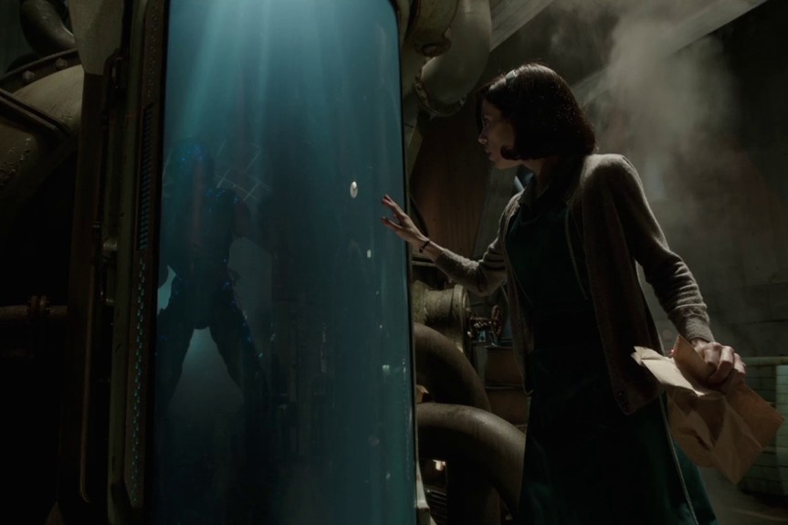 """Oscar Contenders """"The Shape of Water"""" and """"Darkest Hour"""" at Fine ArtsTheater"""