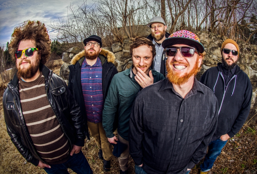 """Roots of Creation Bringing """"Grateful Dub"""" to Salvage Station, Asheville, Tuesday, February20th"""