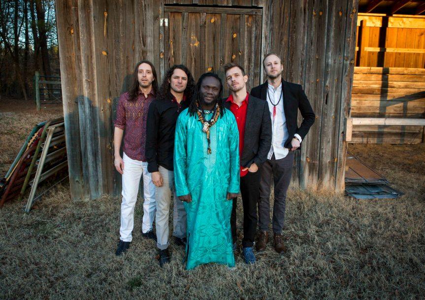 North Carolina's Kora MasterDiali Cissokho Returns to His Senegalese Roots to RecordRoutes