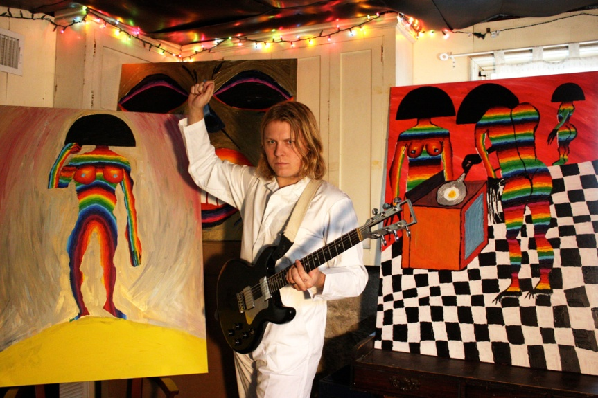 Ty Segall Performs Solo and Acoustic with Greg Cartwright  at Grey Eagle11/15