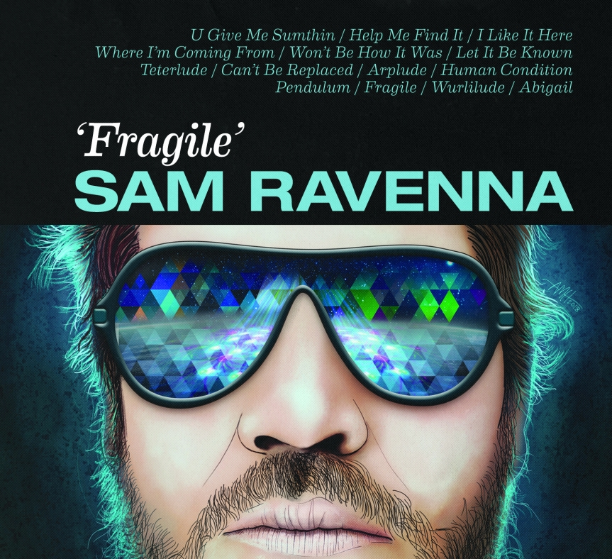 """Soul Sensation Sam Ravenna Releases """"Fragile"""", With a Nod to Motown and ClassicSoul"""